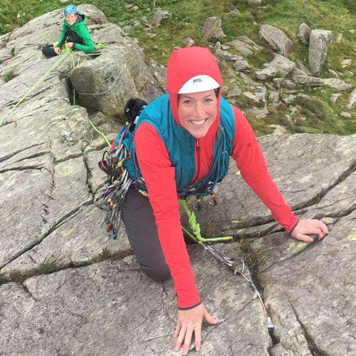 Snowdonia Multi-Pitch Climbing