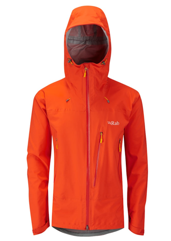Rab Firewall Jacket Review