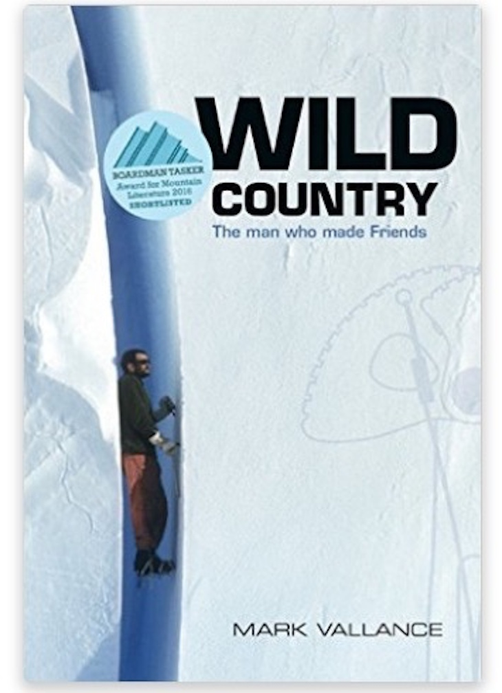 Top Read Mark Vallance Wild Country The Man Who Made Friends