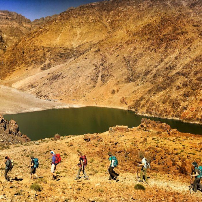 Jebel Toubkal Trek