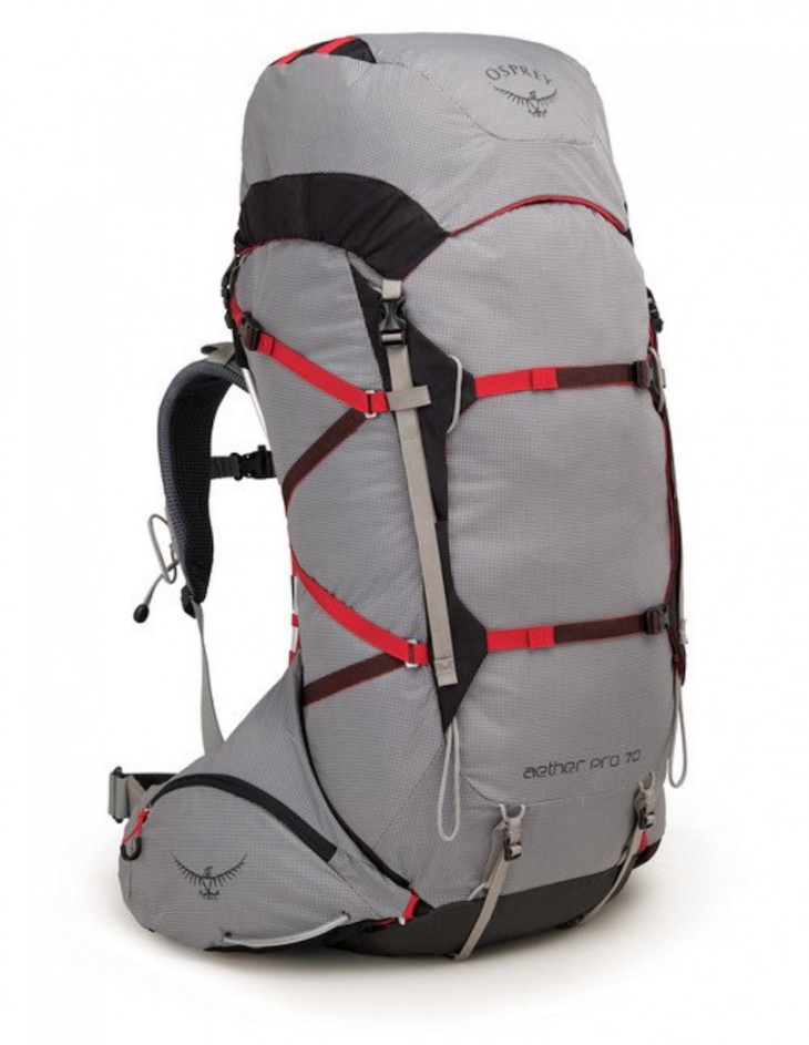 Osprey Aether Pro 70 Rucksack Review